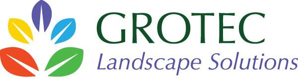 Grotec Landscape Solutions Retina Logo